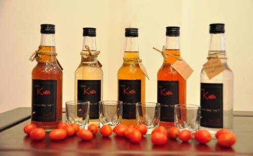 Hương rượu táo